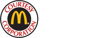 Courtesy Corporation - McDonald's Franchise serving Western Wisconsin, Southeastern Minnesota, Decorah and Clear Lake, Iowa.